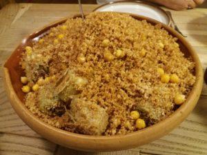 Couscous er lækker, plantebaseret festmad - for veganere, vegetarer og alle andre!